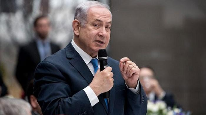 Will act if necessary not just against Iran's proxies but against Iran itself: Netanyahu