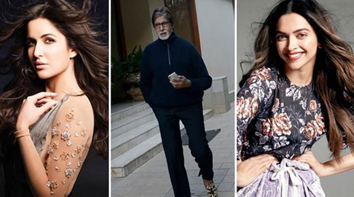 Amitabh Bachchan writes unique 'job application' to work with Katrina, Deepika