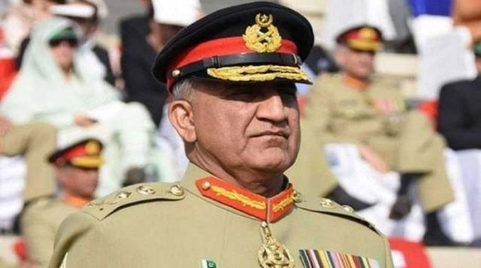 COAS offers condolences over loss of lives in Iran plane crash