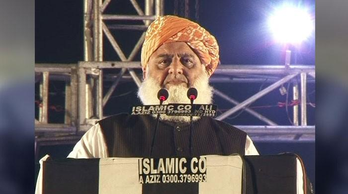 Prosperity can't come in Nawaz, Zardari governments: Maulana Fazl