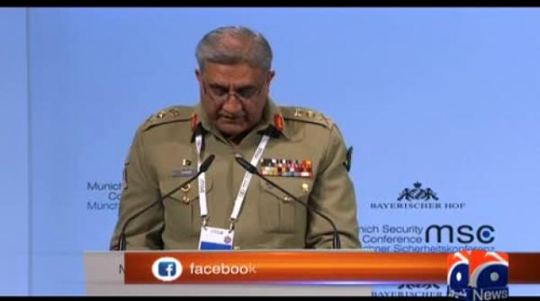 Special Report - #No militant camps exist on Pakistani soil, COAS tells Munich Security Conference