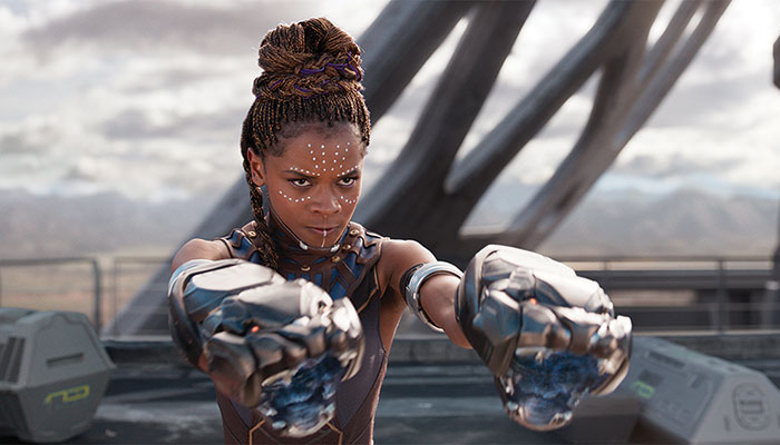 'Black Panther' makes a bang on box-office with its release