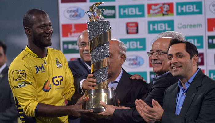Trophy of PSL-3 to be unveiled in Dubai today