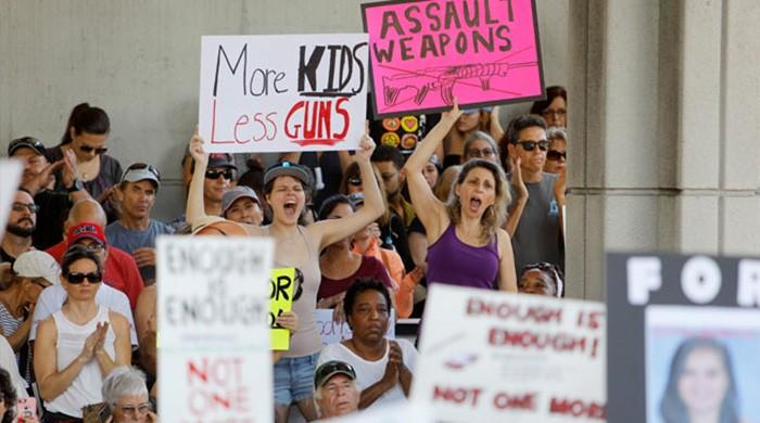 Florida students to march on Washington in call for gun reform
