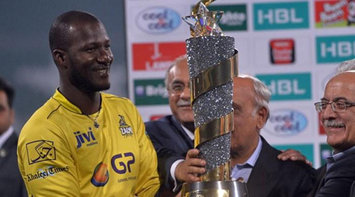 PSL 3 trophy to be unveiled in Dubai tomorrow