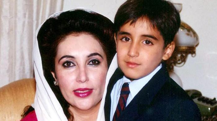 Benazir Bhutto showed you can be a mother and prime minister: Bilawal