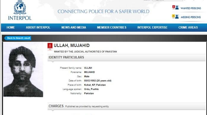 Interpol places prime suspect in Asma Rani case on most wanted list