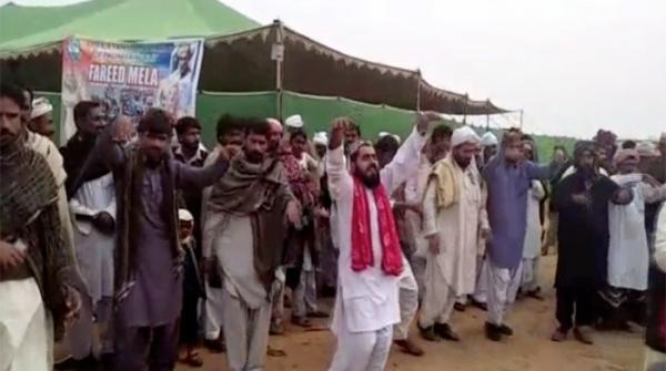Khawaja Fareed Peace Festival in Cholistan