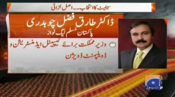 Asal Laraee Senate Kay Intikhabaat Kyun? Naya Pakistan