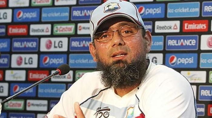 Saqlain Mushtaq urges ICC to help revive int'l cricket in Pakistan