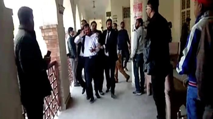 Two lawyers killed in Lahore sessions court firing incident