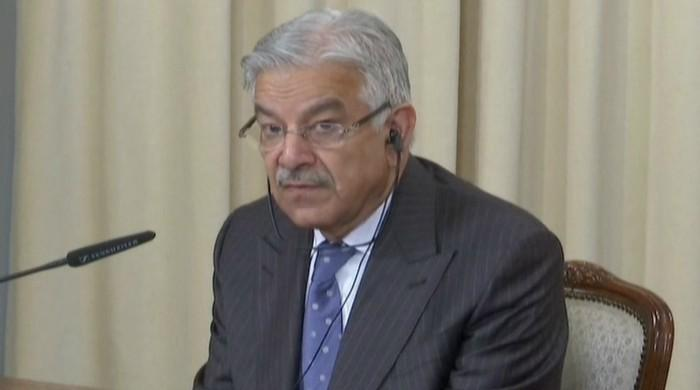 Unchecked presence of Daesh in Afghanistan concerning, Asif says during Russia visit