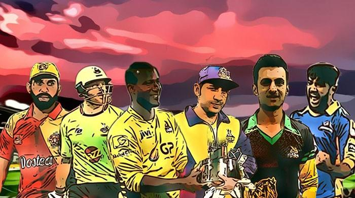 Meet the top players of Pakistan Super League