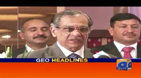 Geo Headlines - 08 PM - 20 February 2018