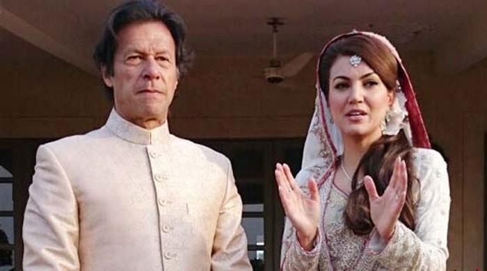 Reham accuses Imran of being 'unfaithful': British media