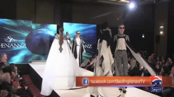 Karachi sisters showcase 'modest wear' at LFW