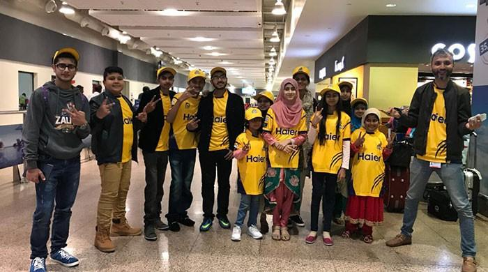 Zalmi invite young Shaukat Khanum patients to watch PSL in Dubai