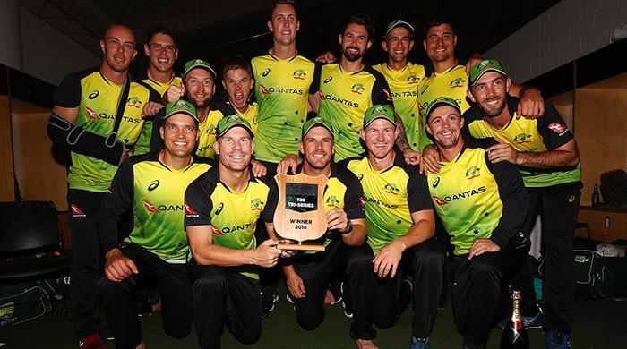 Australia beat New Zealand in T20 tri-series final