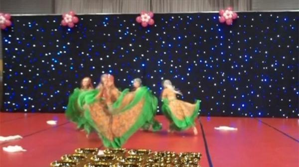 Colourful dance festival kicks off in Vienna