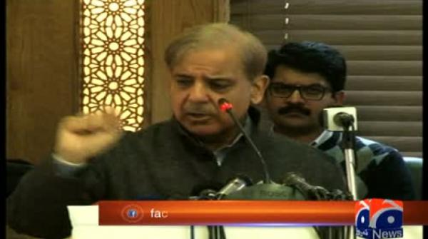 Special Report - #Corrupt system a thing of past, says Shehbaz