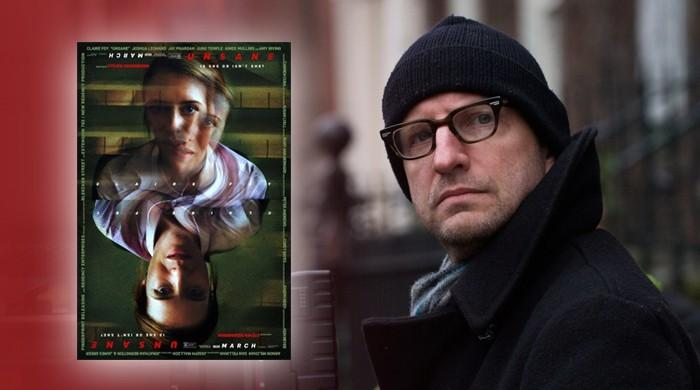 Soderbergh unveils 'Unsane' thriller shot on iPhone