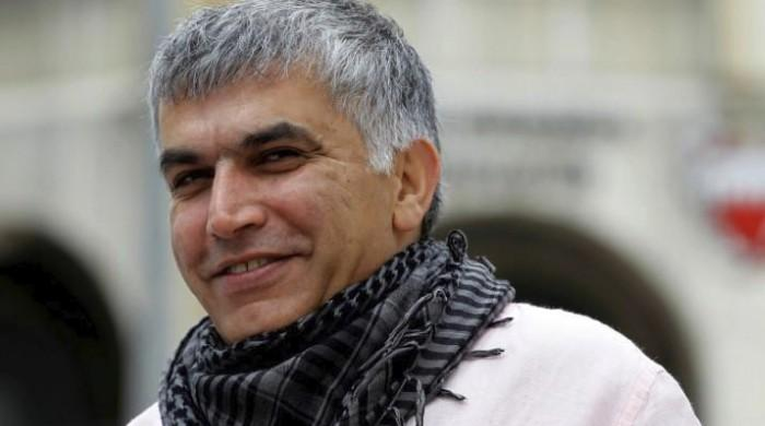 Bahrain rights activist jailed for five years for 'insulting' tweets