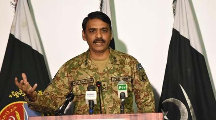 DG ISPR looking forward to PSL and Karachi final