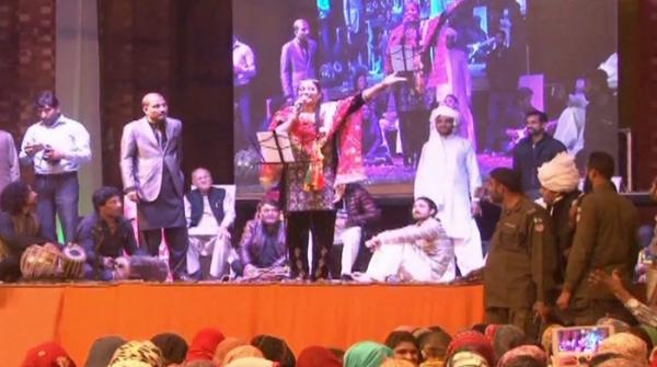 Cultural Festival in Lahore organized by Punjab Institute of Language Arts and Culture