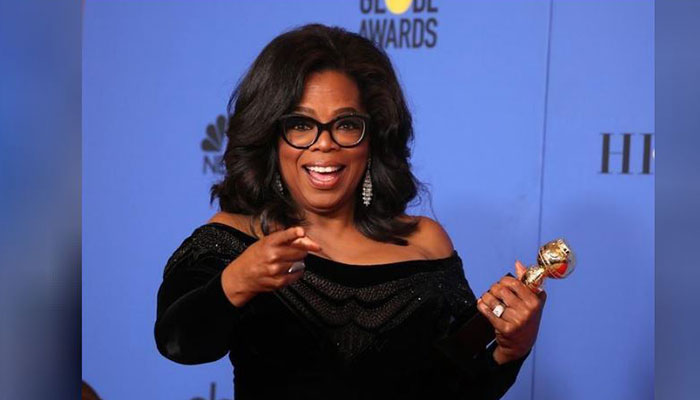 Oprah Reacts To Trump Calling Her 'Insecure'