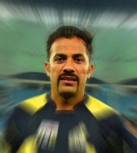 Let it grow, let it grow: Wahab Riaz's horseshoe moustache stole the show!
