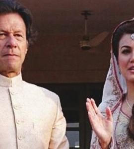 Reham claims Imran relies on Bushra for political decision-making