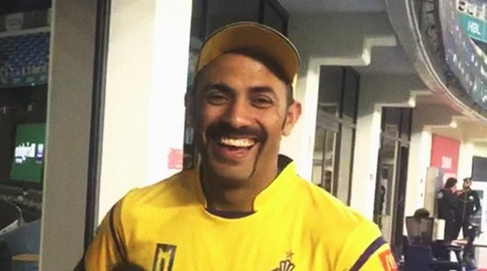 'I'd love to say thank you' to Mitchell Johnson for moustache inspiration: Wahab Riaz