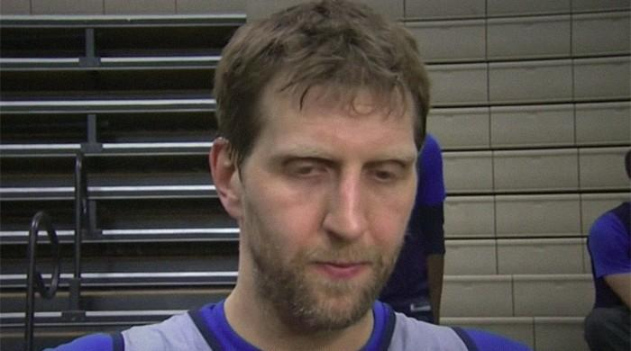 Nowitzki 'disgusted' by accusations against Mavs