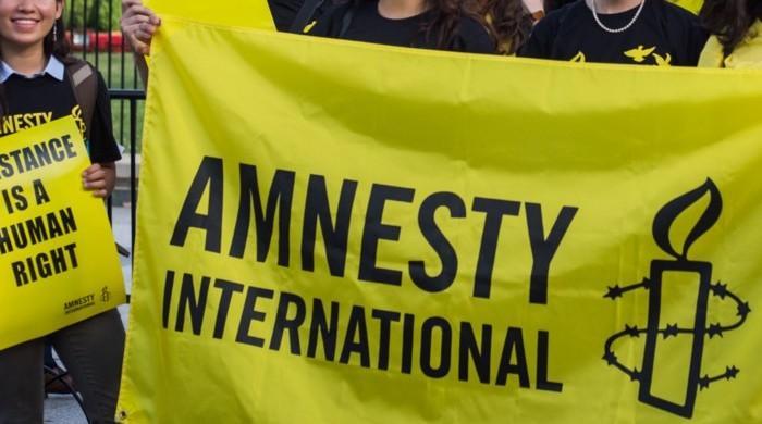 Amnesty slams Trump-led 'politics of hate'