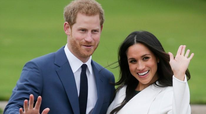 White powder and 'racist' letter sent to Meghan Markle