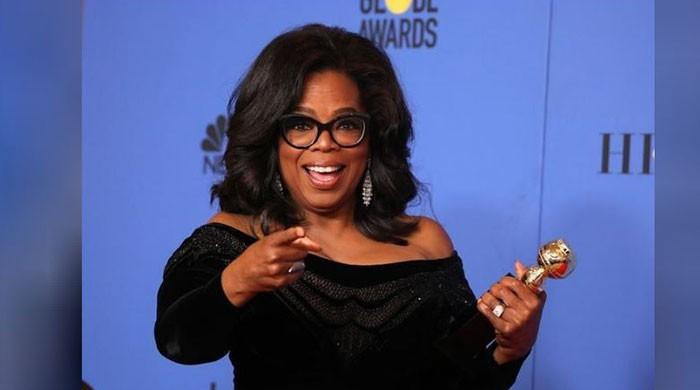 Oprah Winfrey says 'definitely not' running for US president