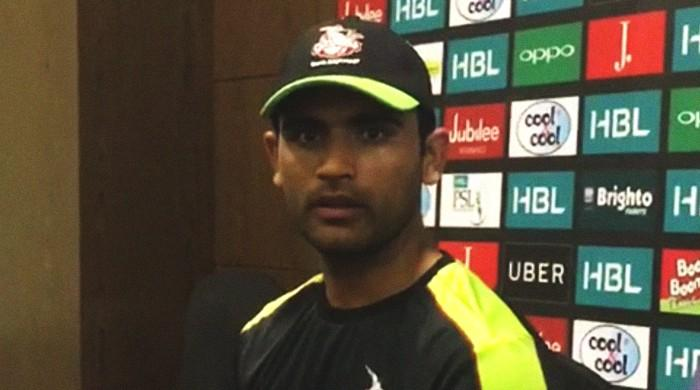 Fakhar Zaman dejected over Qalandars' defeat despite good start
