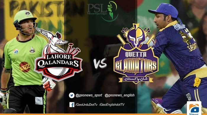 Reeling from epic defeat, Lahore Qalandars face Quetta Gladiators tonight