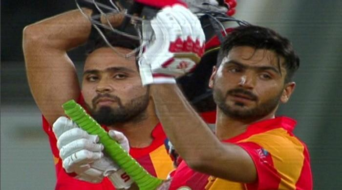Hussain Talat fires Islamabad United to thrilling win over Multan