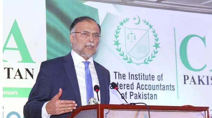 Surgical strikes being carried out on country's political stability: Ahsan Iqbal