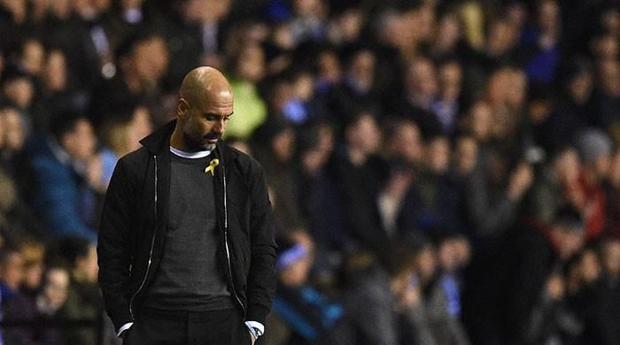 Arsenal stand in way of Pep's first Man City silverware