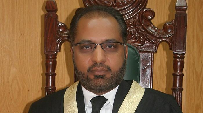 SJC issues notice to Justice Shaukat Aziz Siddiqui