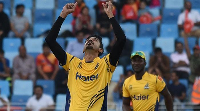 Will continue to work hard in future, says Zalmi's Umaid Asif