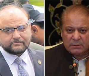 Nawaz Sharif meets his nemesis Wajid Zia in court