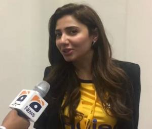 Would have been like Imran Khan if an athlete, says Mahira