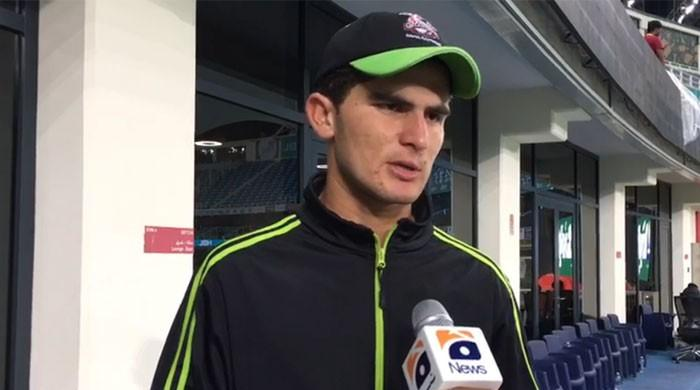 Want to finish on top in PSL 2018, says Shaheen Afridi