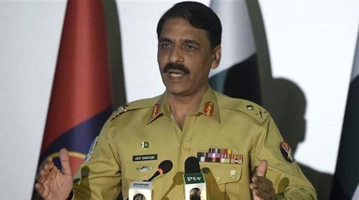DG ISPR hails Saudi, UAE for development work in areas cleared from terrorists