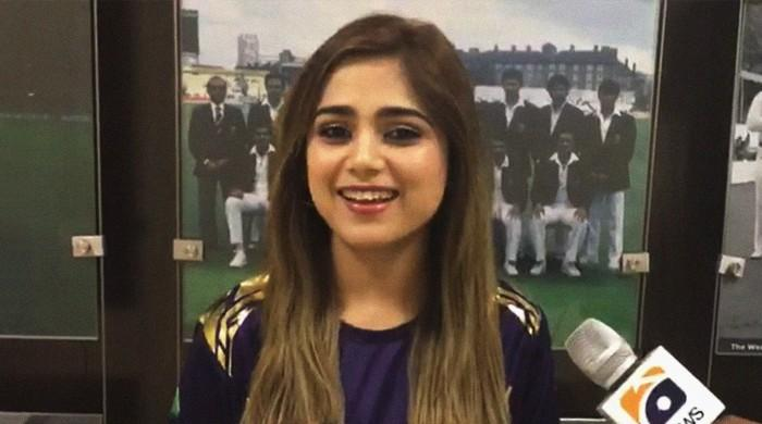 'Totally honoured' to be the Quetta Gladiators' face: Singer Aima Baig