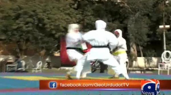 Impressive performances at National Kyokushin Karate Championship in Hyderabad