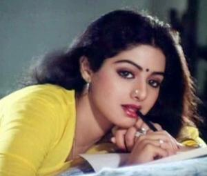 In pictures: 10 of Sridevi's most unforgettable performances
